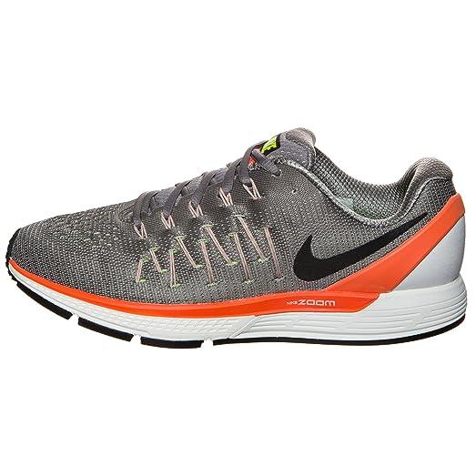 Men's Air Zoom Odyssey 2 Running Shoe Dust/Black/Volt 844545 018 Size 11 D(M) US