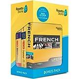 Rosetta Stone LIFETIME Bonus Pack FRENCH