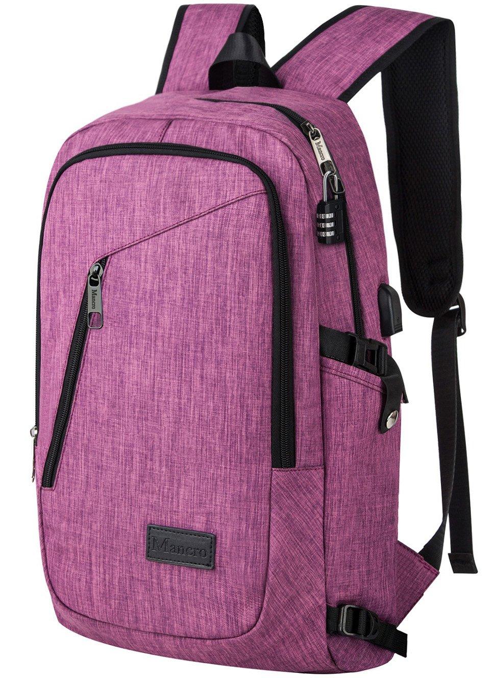 e8bab7c46138 85%OFF Slim Laptop Backpack