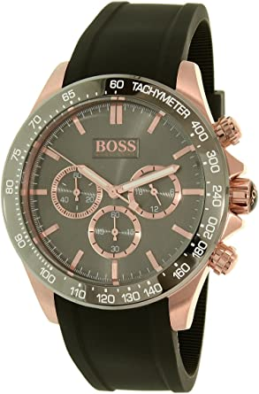 Hugo Boss Chronograph Analog 1513342 Review