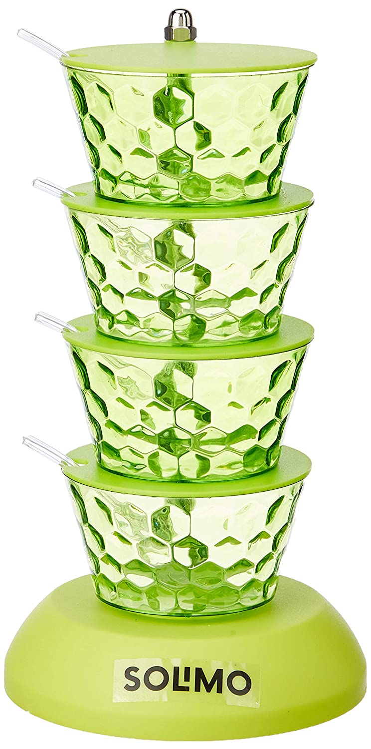 Amazon Brand – Solimo Pickle Tower/Containers