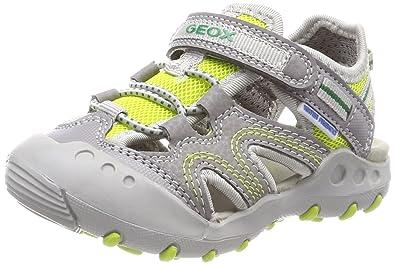 28d5d48127e Geox Boys' Jr Kyle a Closed Toe Sandals: Amazon.co.uk: Shoes & Bags