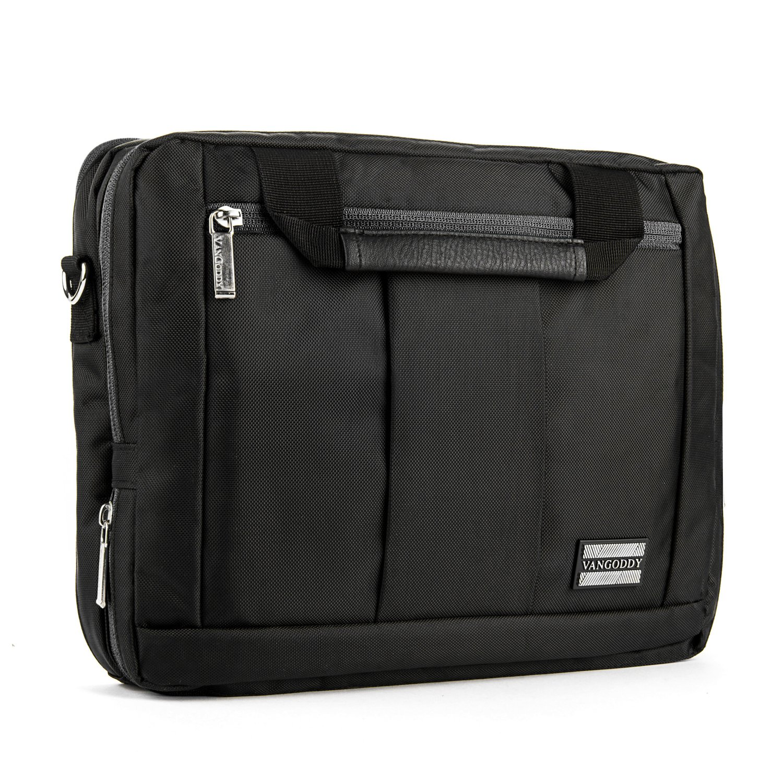 Razer Blade Stealth 13'' and Blade 14'' Gaming Laptop Protective Black Messenger Bag