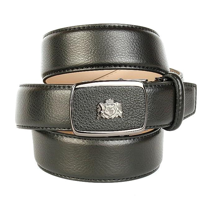Amazon.com: 100% auténtico Anthoni Crown Cinturón de piel de ...
