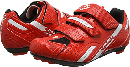 Spiuk Rodda Road - Zapatillas Unisex, Color Rojo/Blanco, Talla 46 ...