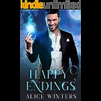 Happy Endings (Demon Magic Book 1) book cover