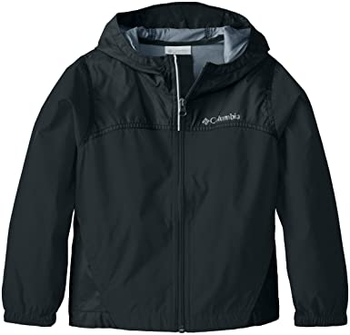 0331aedfe Amazon.com  Columbia Youth Boys Toddler Glennaker Rain Jacket ...