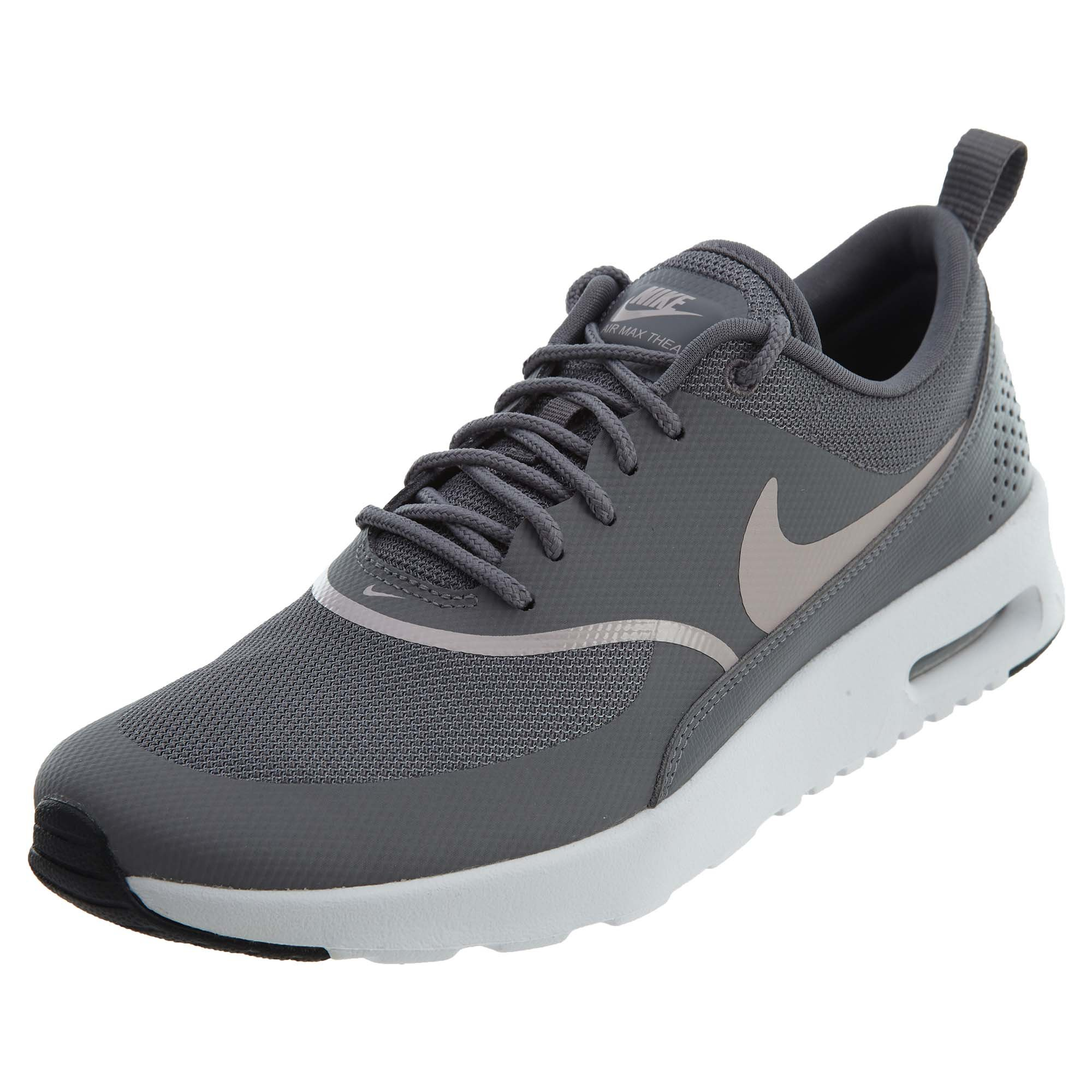 save off 1c364 710ba Galleon - Nike Women s Air Max Thea Low-Top Sneakers, Grey  (Gunsmoke Particle Rose-Black 029), 7.5 UK 42 EU