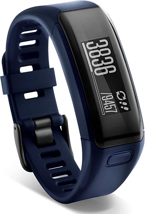 Amazon.com: Garmin 010-01955-08 Vivosmart HR - Rastreador de ...