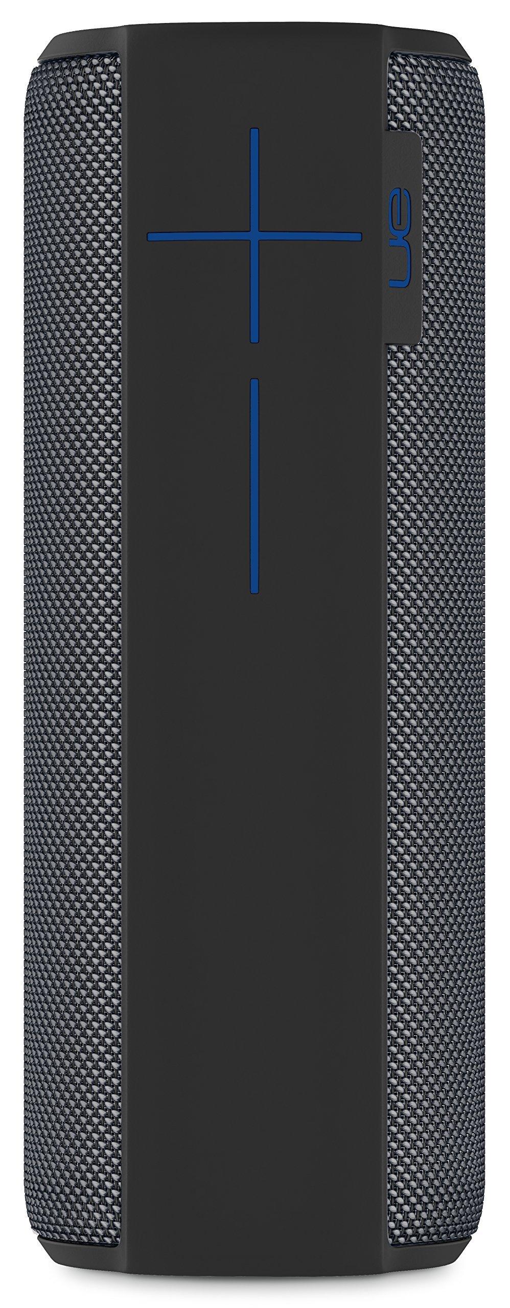 UE MEGABOOM Charcoal Black Wireless Mobile Bluetooth Speaker (Waterproof and Shockproof) by Ultimate Ears (Image #2)