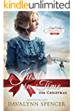 Just in Time for Christmas: A High-Country Christmas Novella - inspirational historical Christmas romance (Series: High…