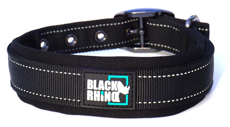 BLACK RHINO COLLAR