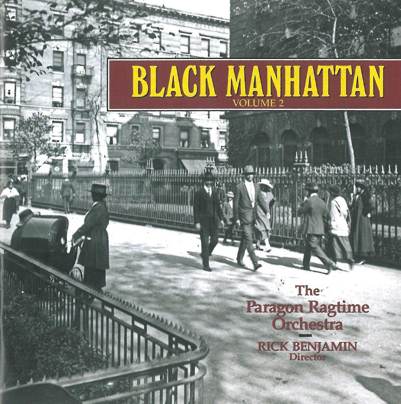 Black Manhattan, Vol. 2