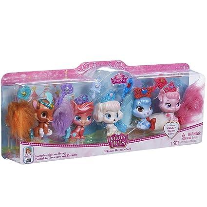 Disney Princess Palace Pets Whisker Haven Pumpkin /& Berry/'s Figure Twin Pack