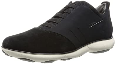 Geox Men's Nebula 17 Sneaker, Black, ...