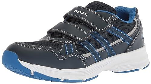J745ga Scarpe Kids C4226 Tela Geox J Blu 01454 Hoshico In Sneakers C8ZRrwqC