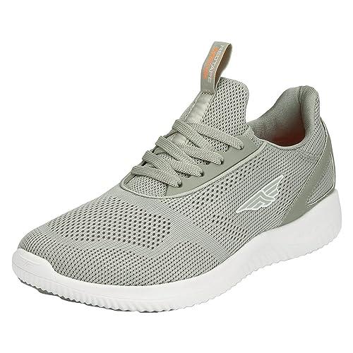 Buy Red Tape Men's Beige Running Shoes