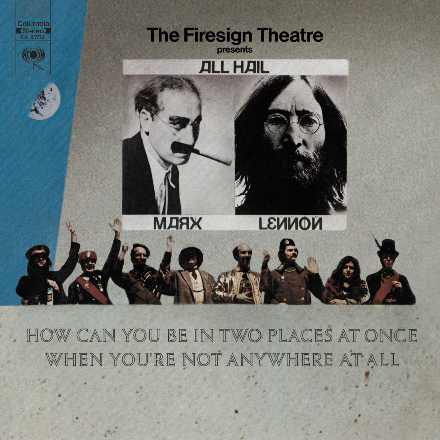 The Firesign Theatre - How Can You Be in Two Places at Once When ...