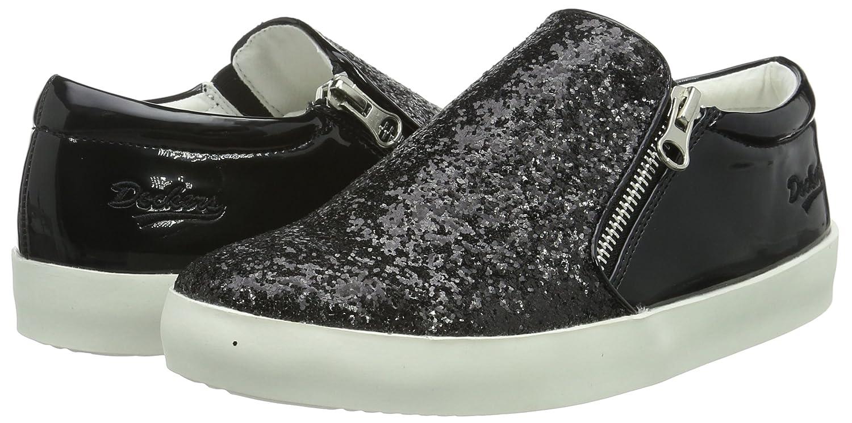 Dockers by Gerli Damen 36ai205-700100 Sneakers (Schwarz Schwarz (Schwarz Sneakers 100) b340f4
