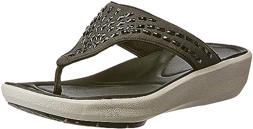 d7a87aea41ee Clarks Women s Wave Slippers-4 UK India (37 EU)(91261291114)  Buy ...