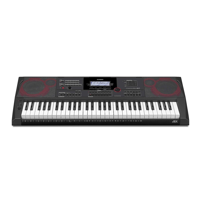 Casio CT-X9000IN 61-Key Portable Keyboard (Black)
