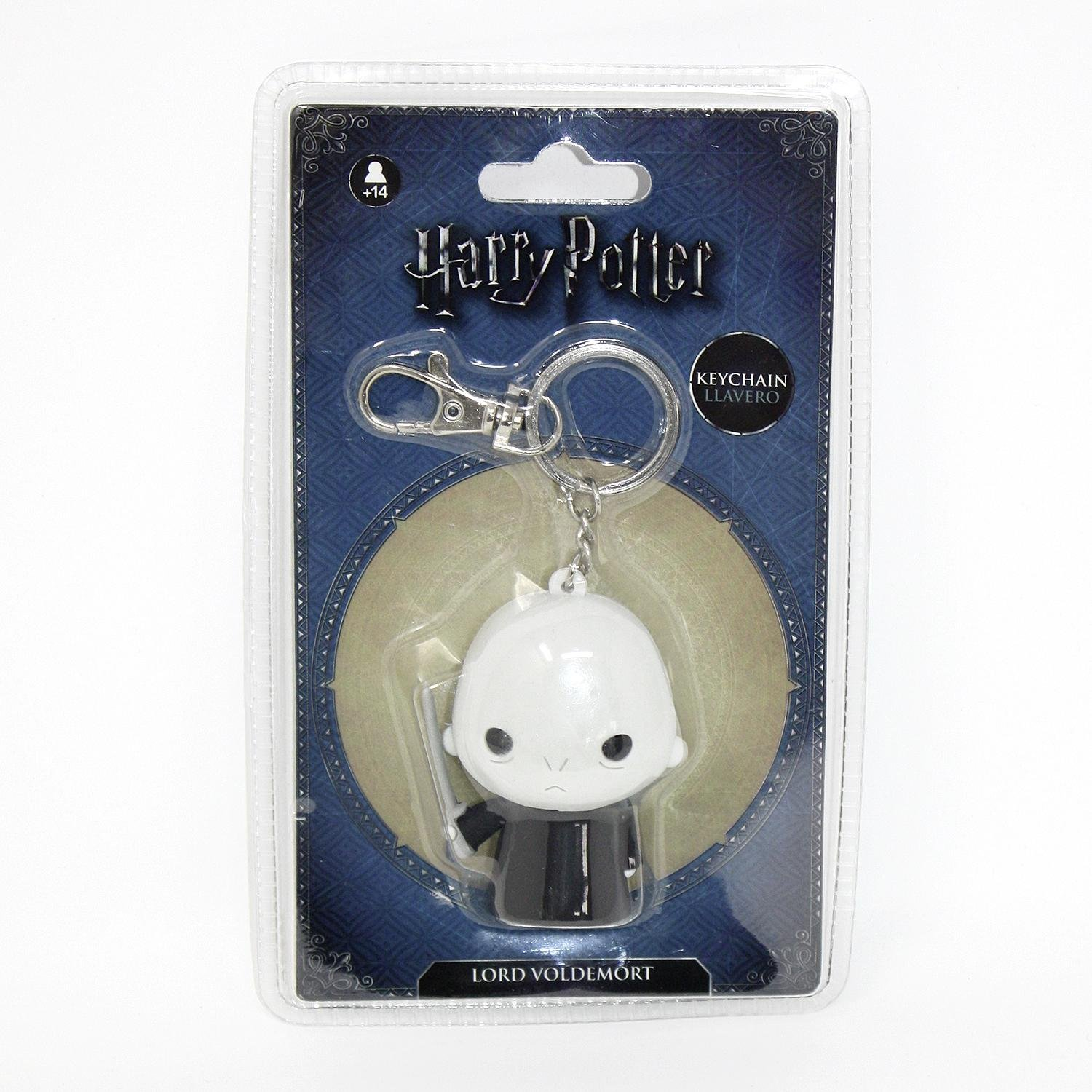 Harry Potter Llavero/Clip de Bolso Lord Voldemort: Amazon.es ...