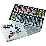 Liquitex BASICS Acrylic Paint Tube 24-Piece Set