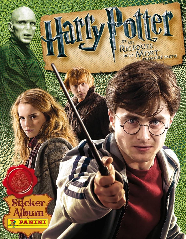Panini - 1635-009 - Cartes à Collectionner - Harry Potter 7 - Album Panini France