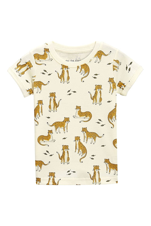 ab0d04c6e2b31 Next Lot De 3 Pyjamas À Paillettes Et Broderies Motif Animaux (9 Mois À 8  Ans) Fille  Amazon.fr  Vêtements et accessoires