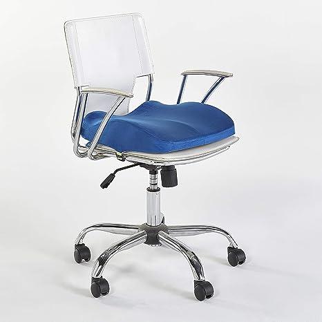 Amazon.com: Sleep Yoga Memory Foam Oversized Seat Cushion ...