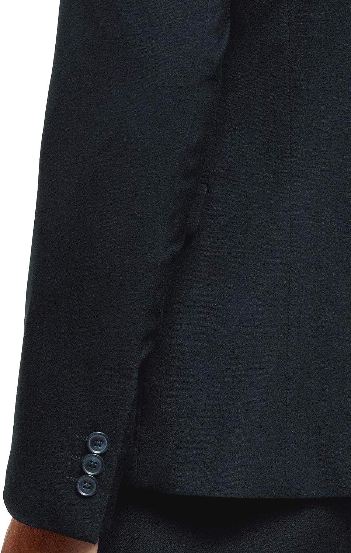 oodji Ultra Mens Basic Slim-Fit Blazer
