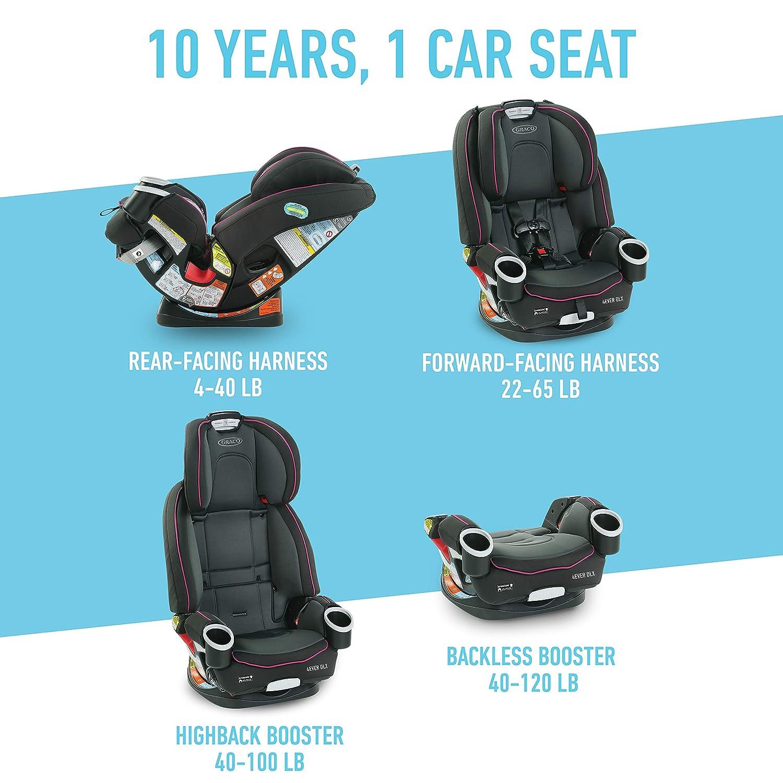 Amazon Com Graco 4ever Dlx 4 In 1 Car Seat Joslyn Baby