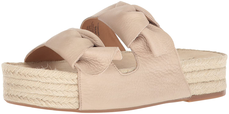 Lucky Brand Women's Izbremma Slide Sandal B077GDT8LY 8 M US|Travertine