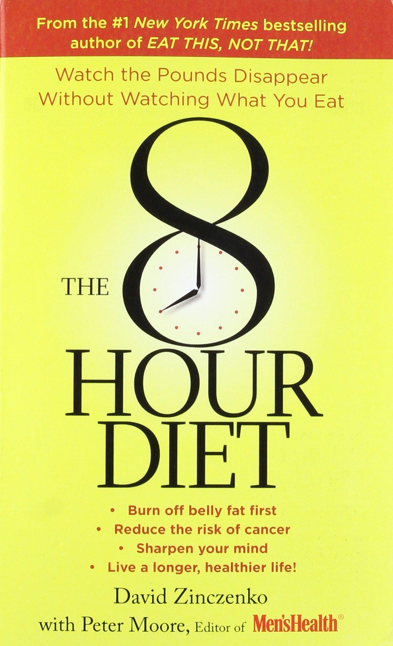 David Zinczenko 8-Stunden-Diät