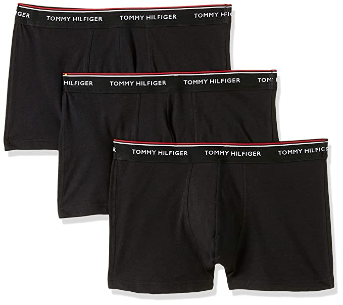 80a78197 Tommy Hilfiger Men's Boxer Shorts (Pack of 3: Tommy Hilfiger: Amazon ...