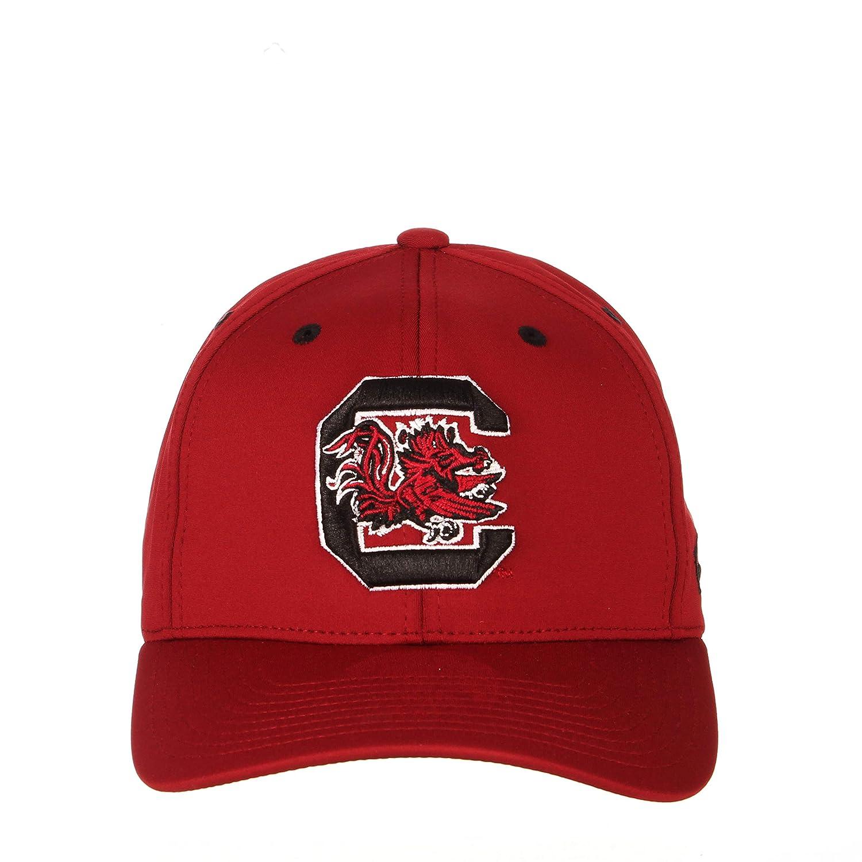 X-Large Primary Team Color NCAA Zephyr South Carolina Fighting Gamecocks Mens Albatross Performance Hat
