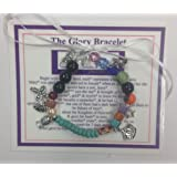 The Glory Bracelet - Christian faith bracelet, the story of Jesus's life, birth through resurrection, told in beads and charms