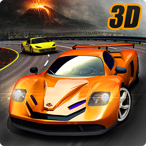 Fast Racing Car 3D Simulator -