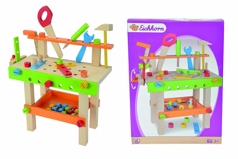 Eichhorn Juego de construcción para niños de piezas importado