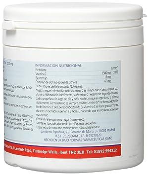 Lamberts Vitamina C Liberacion Sostenida 1500mg - 120 Tabletas: Amazon.es: Salud y cuidado personal