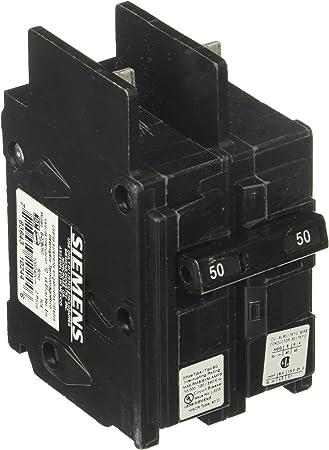 BQ2502120 Molded Case 50A 240V Circuit Breaker 2Pole BQ Series BQ Circuit