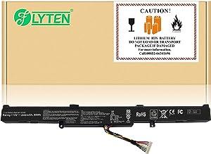 FLYTEN A41-X550E Battery for Asus X450 X450E X450J X450JF X550E X550Z X550ZA K450V K550E K550D K550DP A450 A450C A450V A450E A450J A450JF F450 F450C F450V F450E F450J F450JF F550D