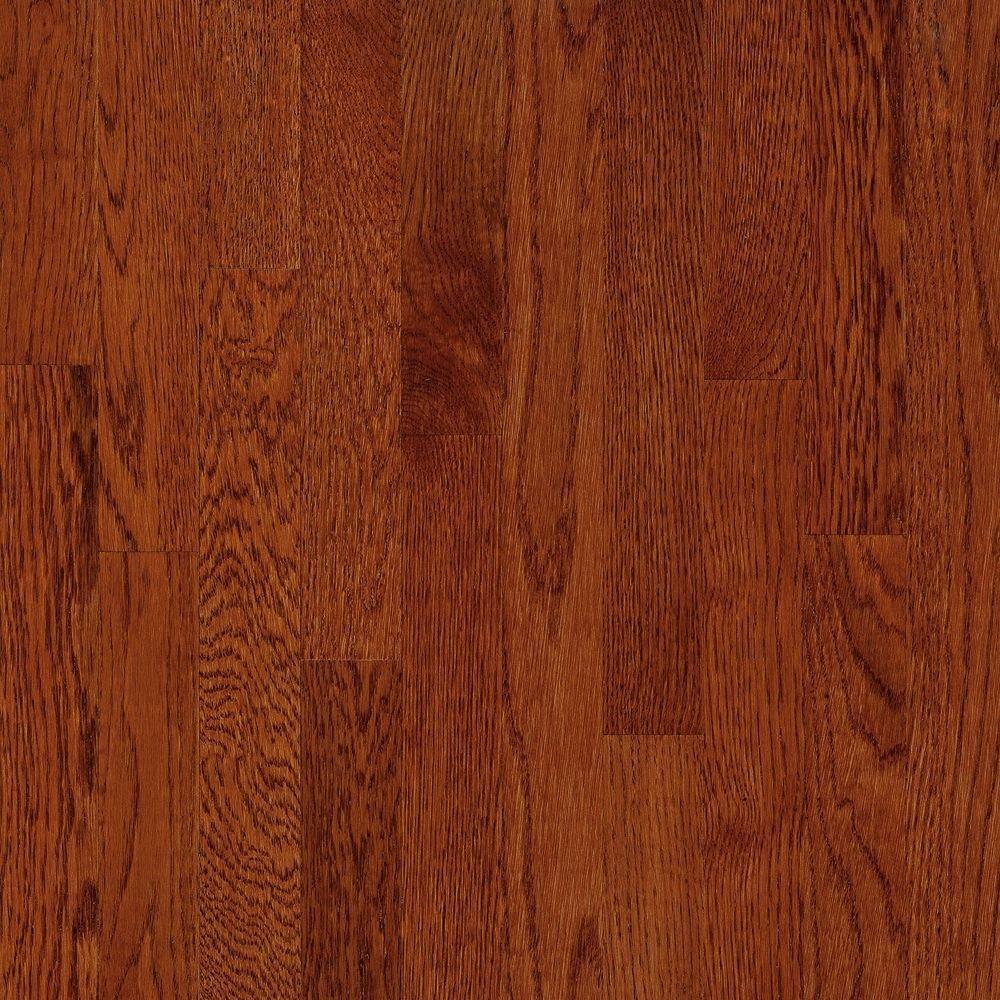 American Originals Ginger Snap Oak 3/8 in. Thick x 3 in. Wide Engineered Click Lock Hardwood Flooring (22 sq. ft. /case)
