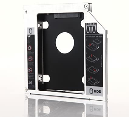 Amazon Com Dy Tech 2nd Hard Drive Hdd Ssd Caddy For Imac 20 21 5 27