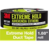 3M Extreme Hold Duct Tape, 1.88 inches x 35 yards, 2835-B, 1 roll