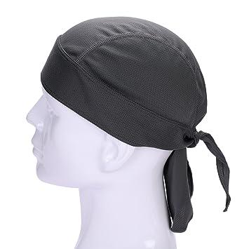 itoda diadema de ciclismo sombrero de sol Bandana Sports pirata protección solar anti-UV bufanda