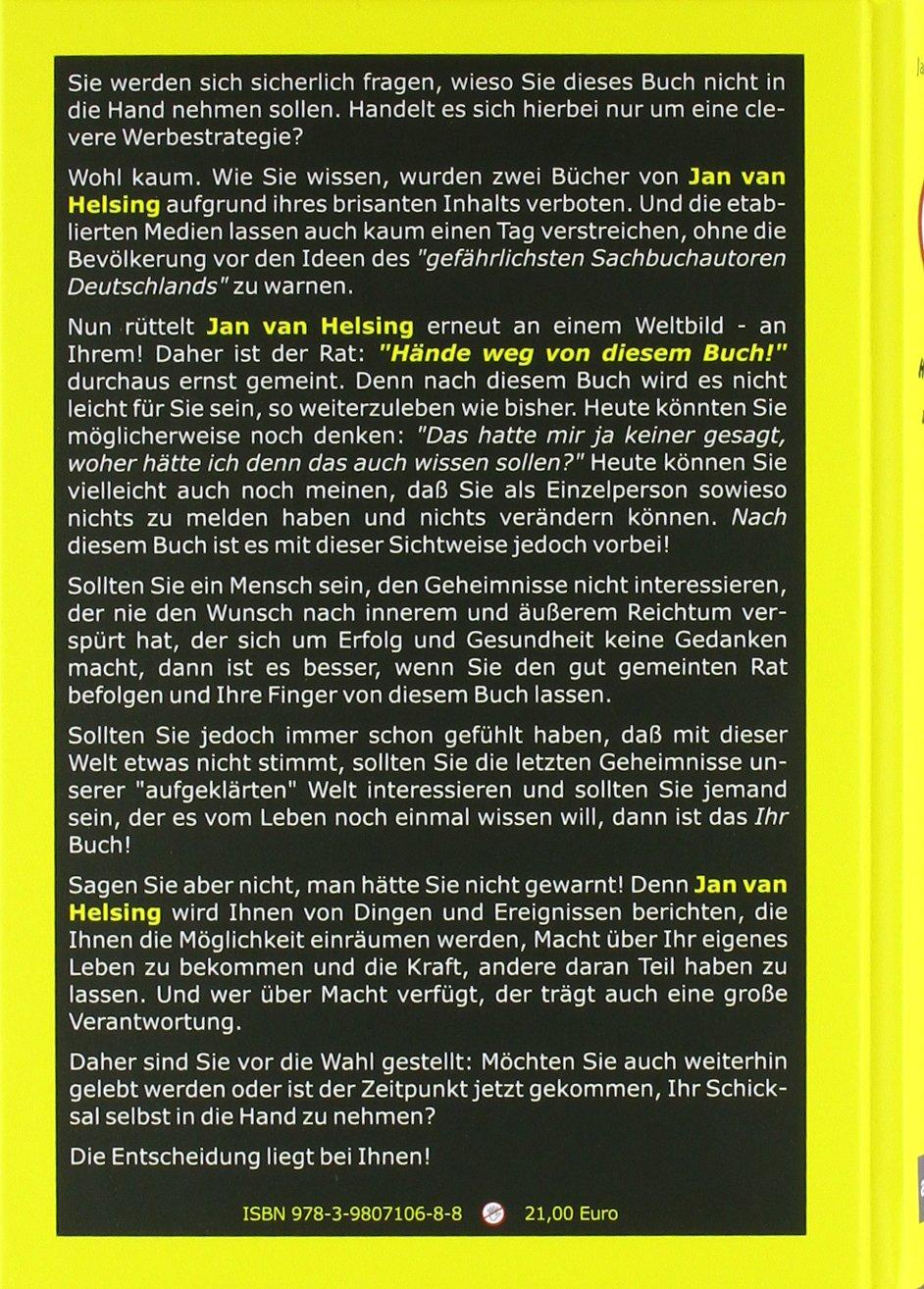 Jan Van Helsing Pdf