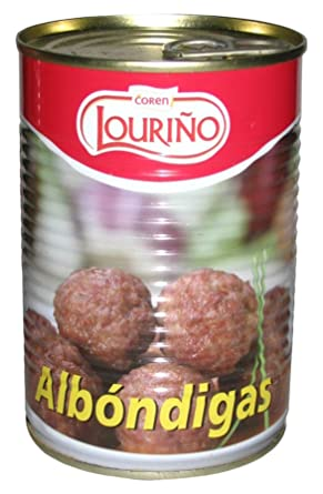 Louriño - Albóndigas 420 g - , Pack de 6
