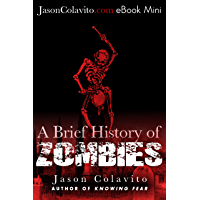 A Brief History of Zombies book cover