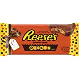 REESE'S Peanut Butter Cup stuffed with REESE'S Pieces, Chocolate Candy Gift, Gluten Free, 1 Pound
